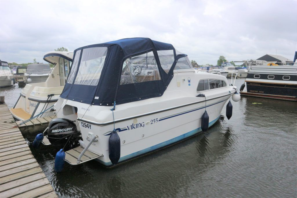 Viking 255 Wide Beam For Sale Image 27