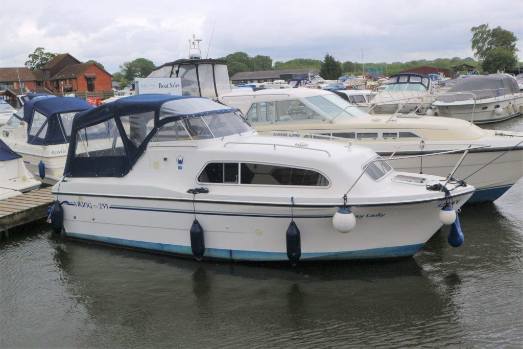 Viking 255 Wide Beam For Sale Image 1