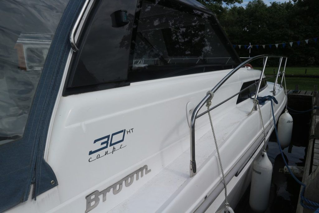 Broom 30 Coupe HT For Sale Image 14