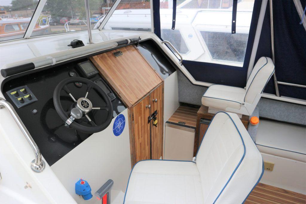 Shetland 4+2 Hard Top For Sale Image 7