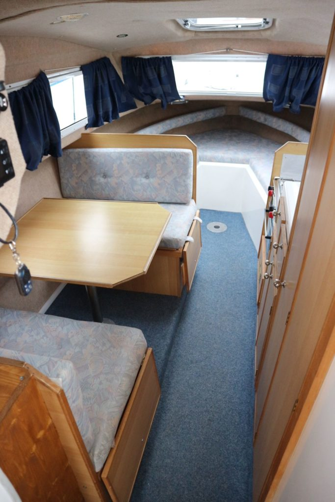 Shetland 4+2 Hard Top For Sale Image 12
