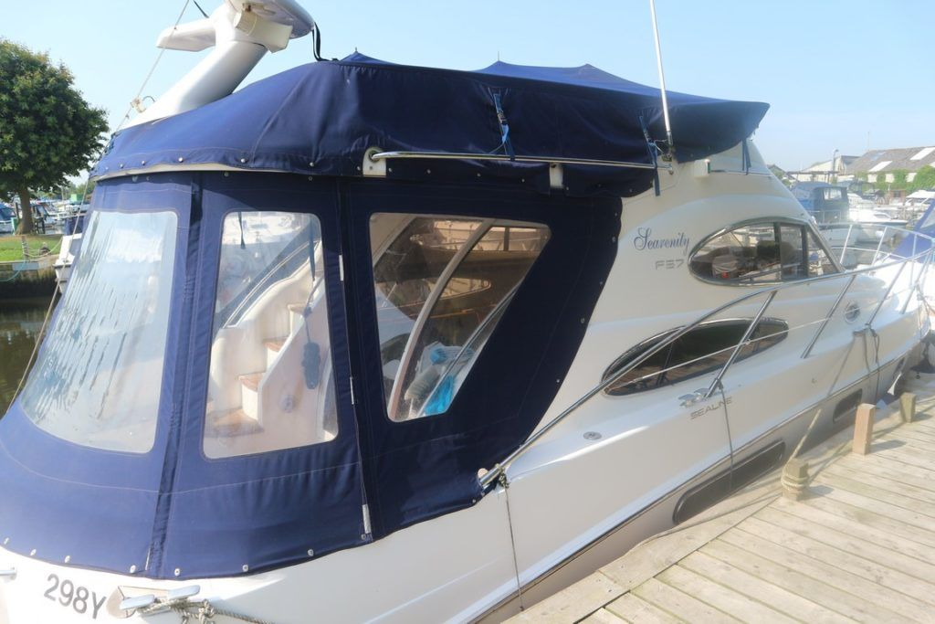 Sealine F37 For Sale Image 16