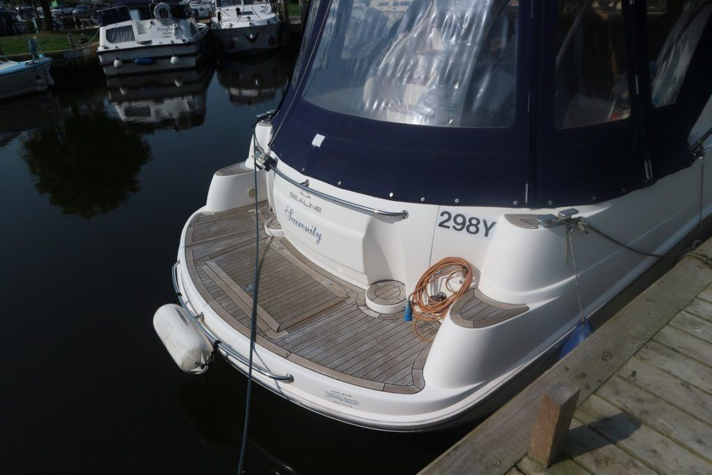 Sealine F37 For Sale Image 17