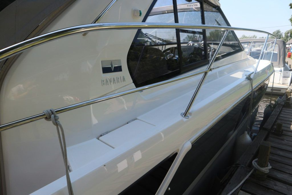 Bavaria Sport 360 Coupe For Sale Image 18