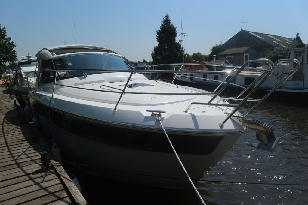 Bavaria Sport 360 Coupe For Sale Image 19