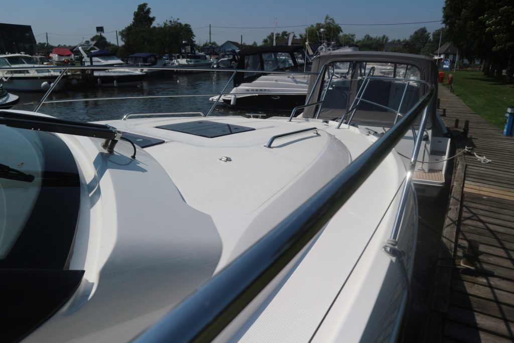 Bavaria Sport 360 Coupe For Sale Image 21