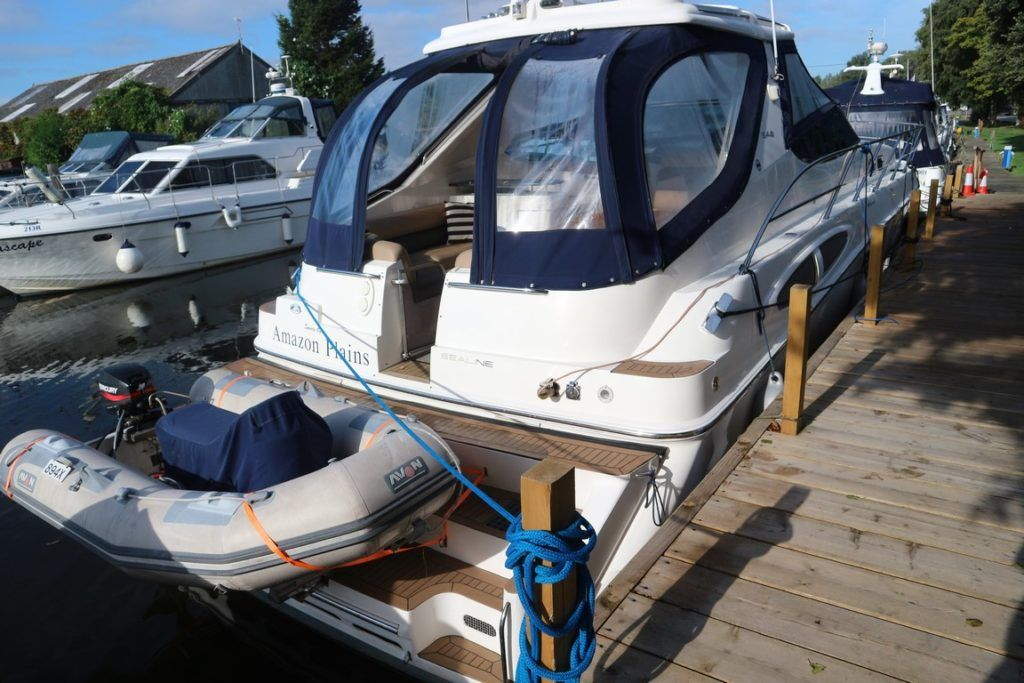 Sealine S48 For Sale Image 21