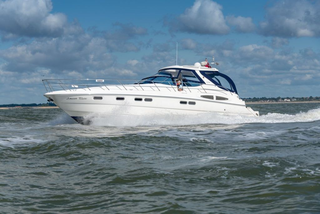 Sealine S48 For Sale Image 1