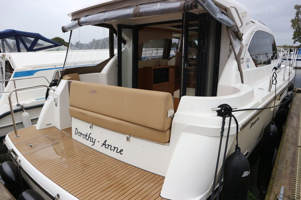 Broom 35 Coupe For Sale Image 11