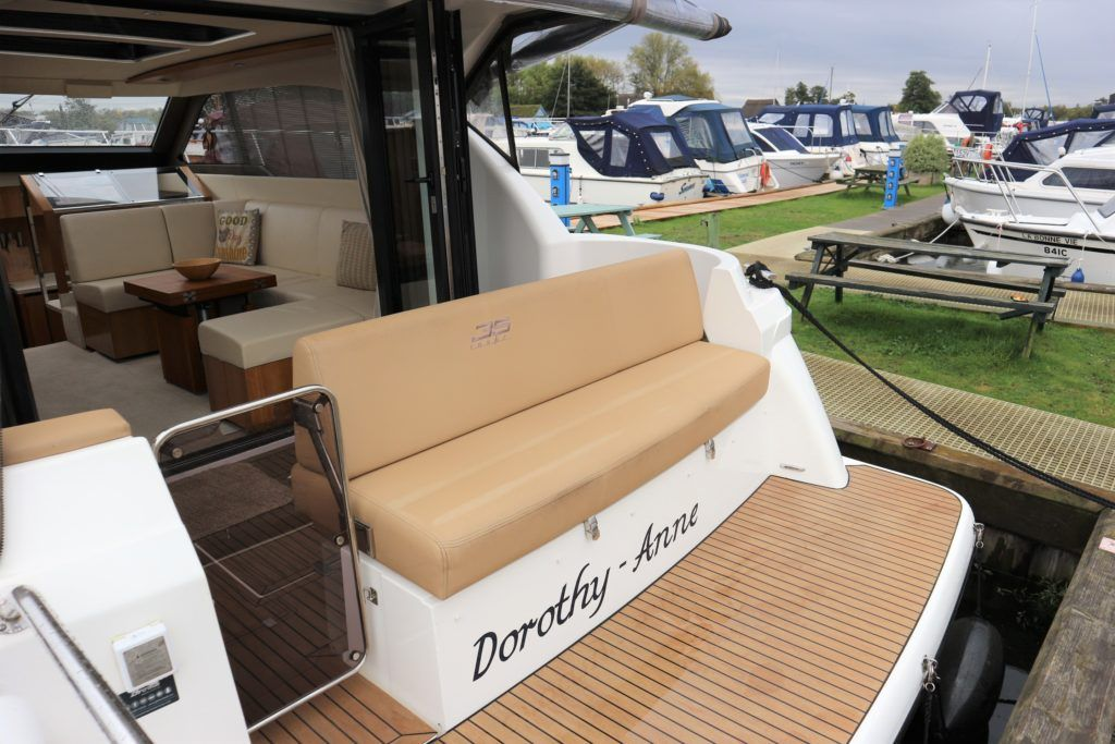 Broom 35 Coupe For Sale Image 12