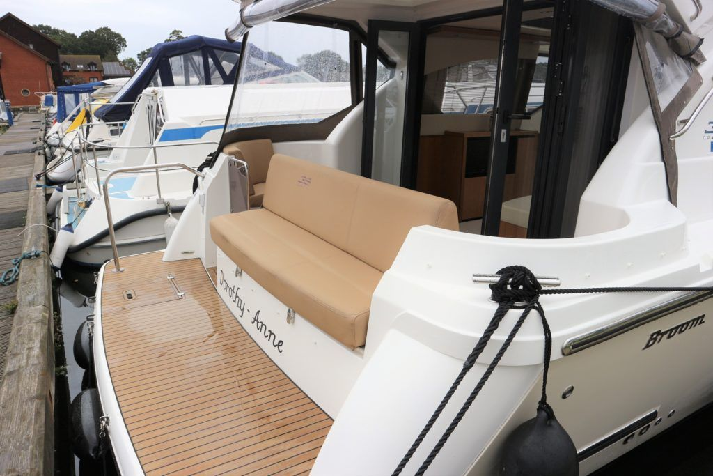 Broom 35 Coupe For Sale Image 13