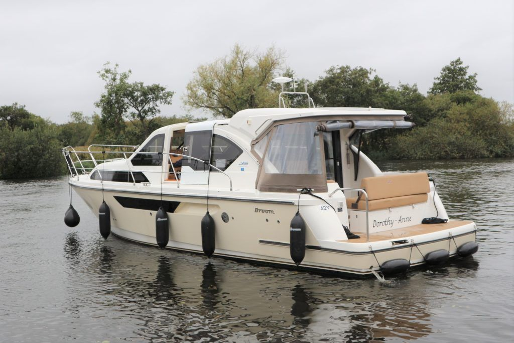 Broom 35 Coupe For Sale Image 39
