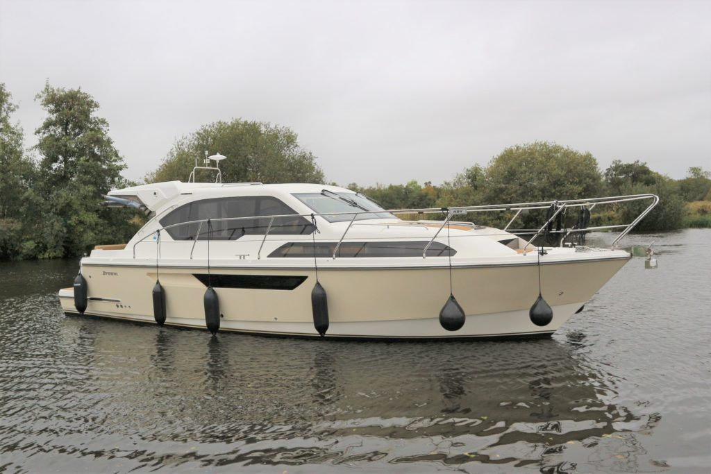 Broom 35 Coupe For Sale Image 1
