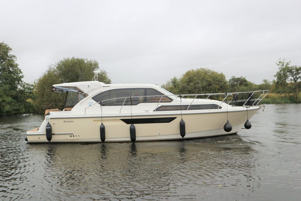 Broom 35 Coupe For Sale Image 37