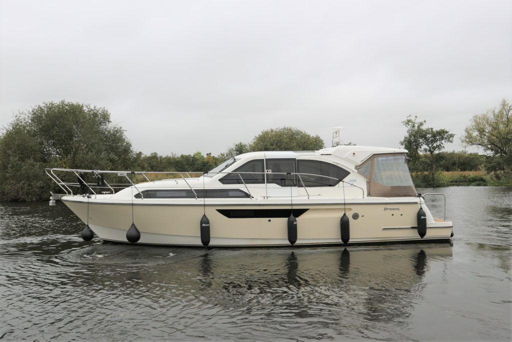 Broom 35 Coupe For Sale Image 38
