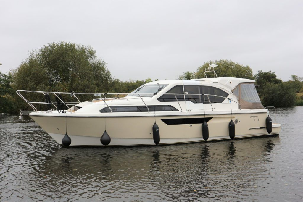 Broom 35 Coupe For Sale Image 40
