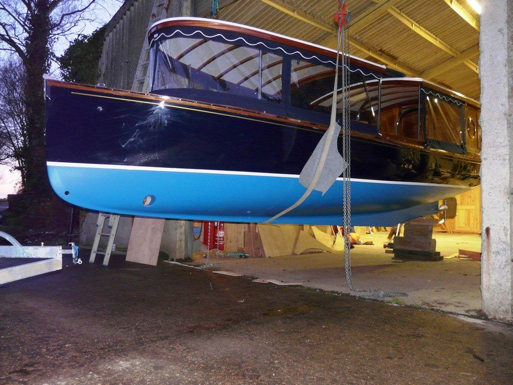 Otter Launch 26ft For Sale Image 15