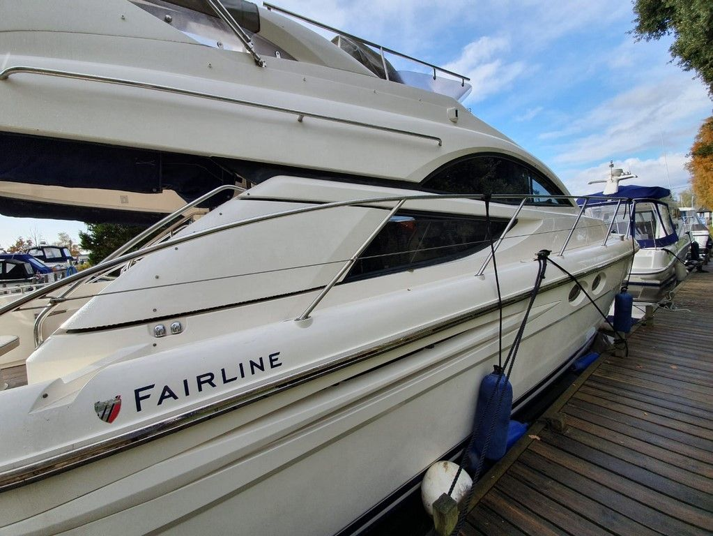 Fairline Phantom 46 For Sale Image 18