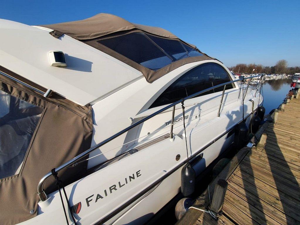 Fairline Targa 38 For Sale Image 20